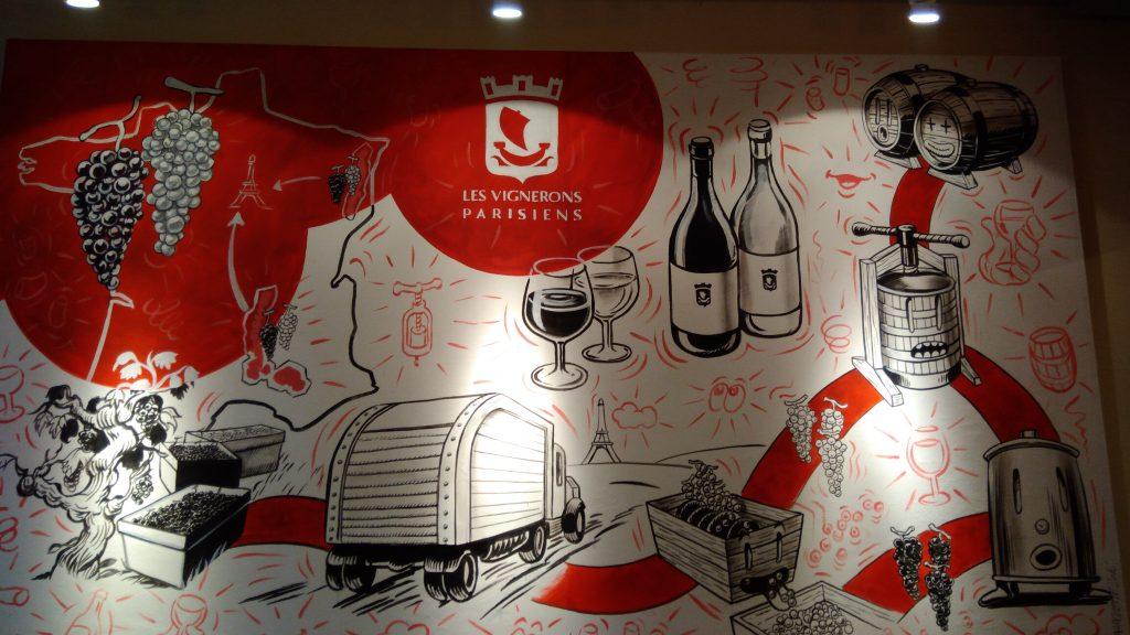 L'incroyable illustration dans le Chai boutique by ni bu ni connu