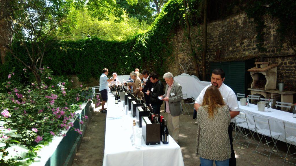 L'évènement Pétanque à Montmartre avec les vignerons de l'AOC