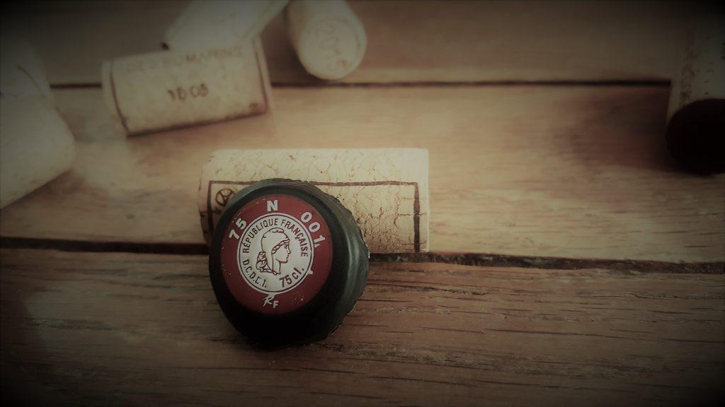 La capsule des vignerons Parisiens.