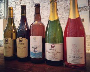 Sélection de vins importés par Caskadia en Espagne